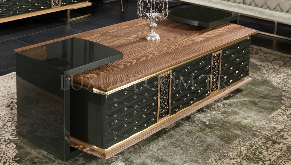 Lirena Metal Coffee Table
