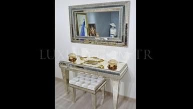 Lugo Mirrored Dresser