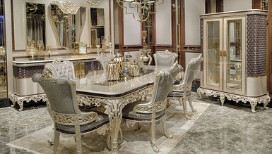 Lüks Atlanta Classic Dining Room