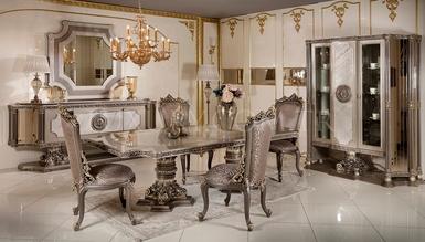 Lüks Berceste Dining Room