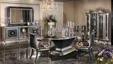 Lüks Beyrut Classic Dining Room