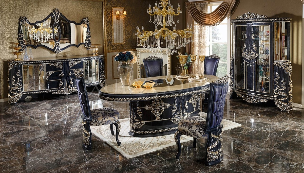 Lüks Boneta Classic Dining Room
