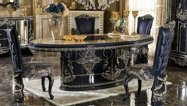 Lüks Boneta Classic Dining Room - Thumbnail