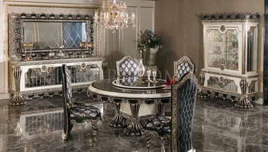 Lüks Cape Town Classic Dining Room - Thumbnail