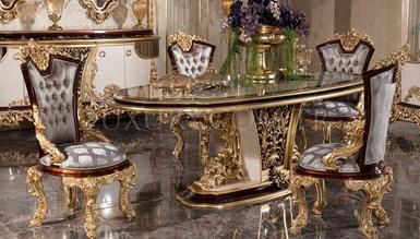 Lüks Cenova Classic Dining Room - Thumbnail