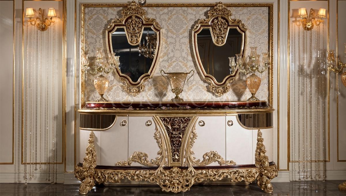 Lüks Cenova Classic Dining Room
