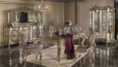 Lüks Dolmabahçe Classic Dining Room