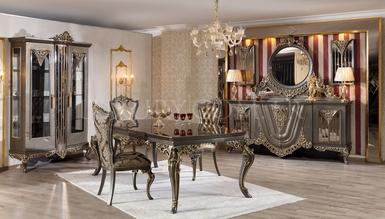 Lüks Enderun Classic Dining Room