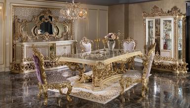 Lüks Esvatini Classic Dining Room
