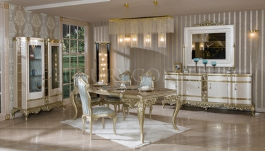 Lüks Houston Classic Dining Room