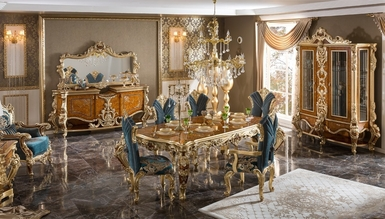 Lüks Lukamora Classic Dining Room
