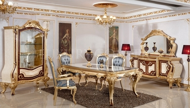Lüks Nevora Classic Dining Room