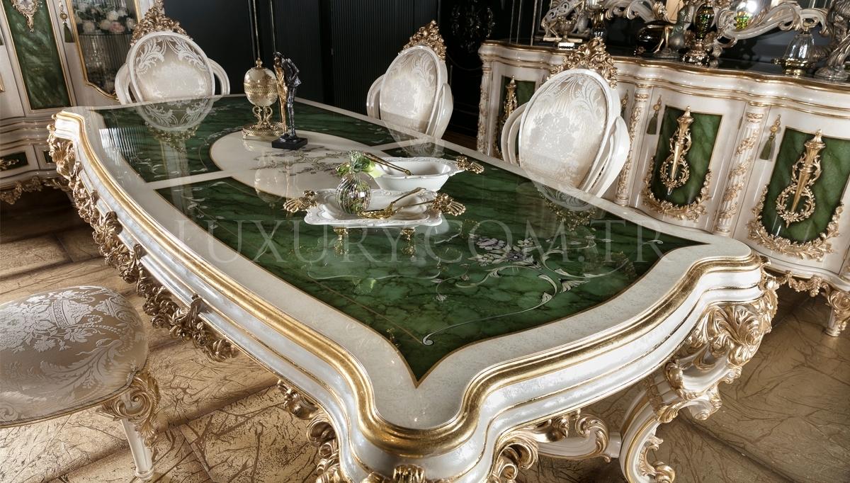 Lüks Olbia Classic Dining Room