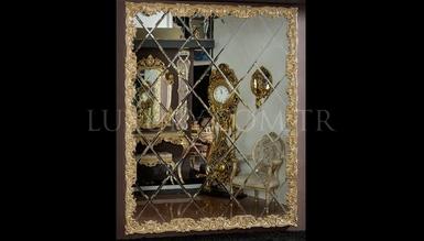 Lüks Osmanlı Klasik Boy Aynası