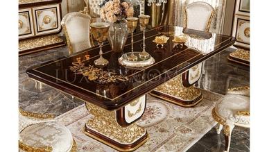 Lüks Oxford Classic Dining Room - Thumbnail