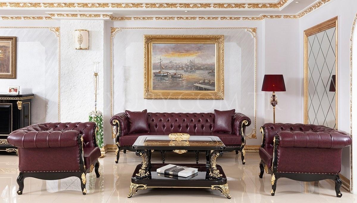 Lüks Porenza Klasik Makam Odası