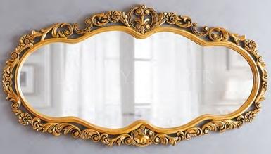 Lüks Reip Klasik Ayna
