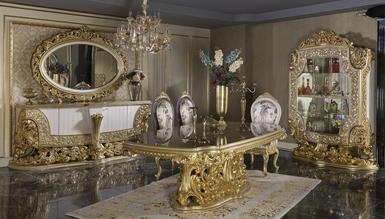 Lüks Rönesta Classic Dining Room