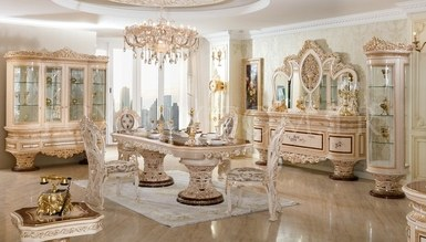 Lüks Sofena Classic Dining Room