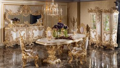 Lüks Valerin Classic Dining Room