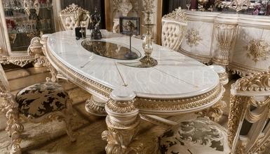 Lüks Zanzibar Classic Dining Room - Thumbnail