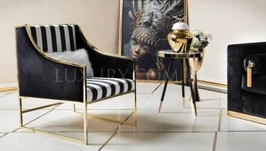 Luxury Metal Living Room - Thumbnail