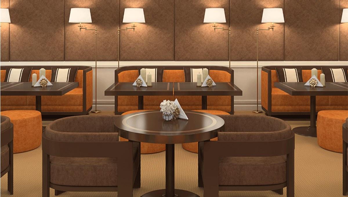 Mangos Cafe ve Restorant Furniture