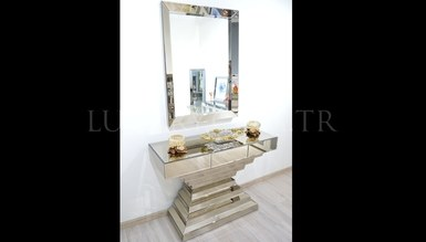 Merida Mirrored Dresser