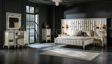 Milano Art Deco Bedroom