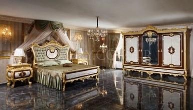 Monesa Gold Leaf Bedroom