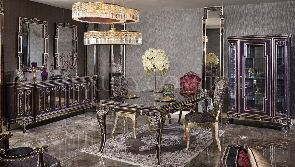Nişava Classic Dining Room