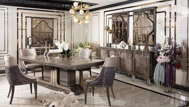 Nötron Luxury Dining Room