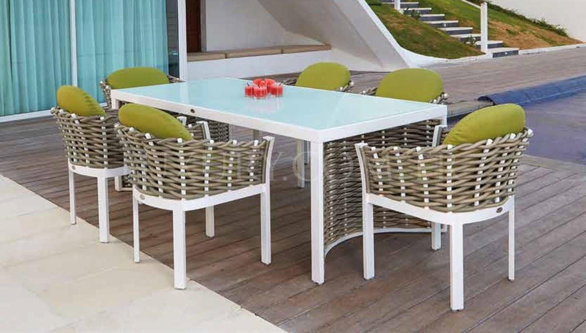 Olivia Garden Table Set