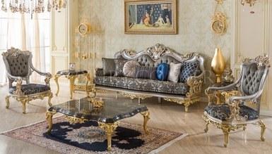 Ottoman Antrasit Living Room
