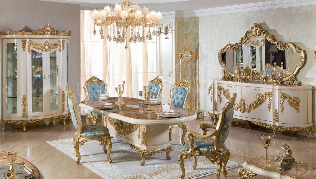 Ottoman Classic Dining Room