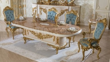 Ottoman Classic Dining Room - Thumbnail