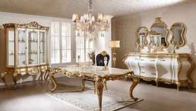 Padişah Gold Leaf Dining Room