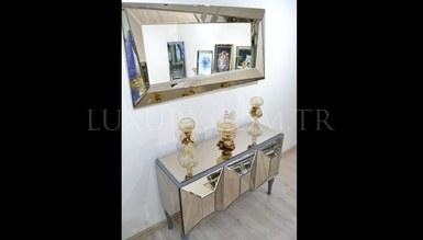 Palma Mirrored Dresser