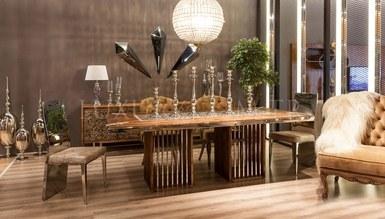 Pandera Metal Dining Room