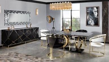 Pandorya Metal Dining Room