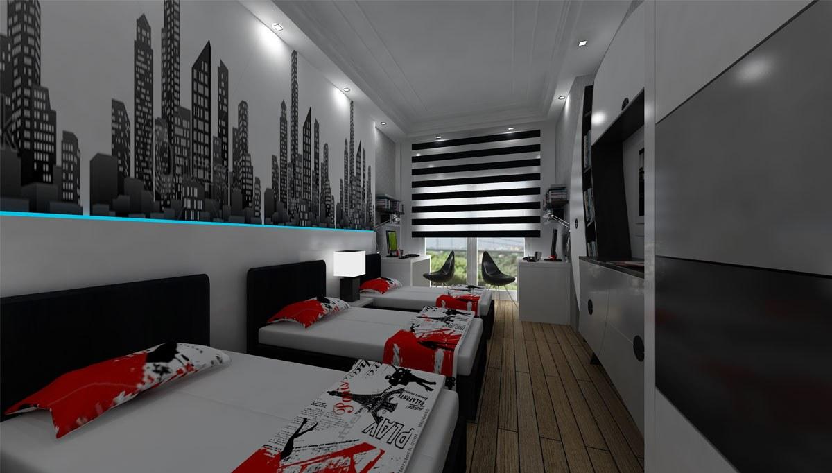 Polon Young Room