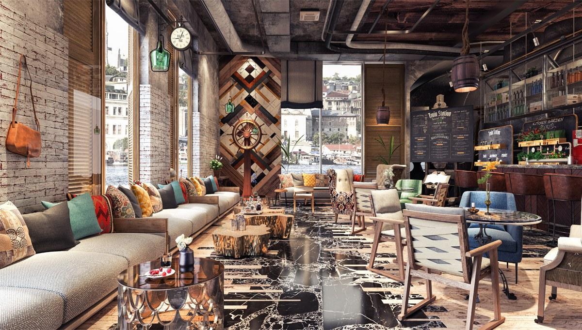 Private Cafe Furniture
