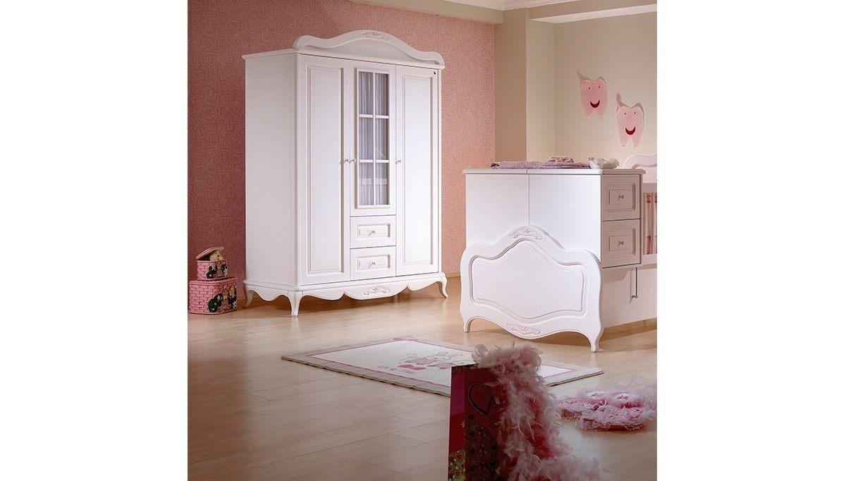 Rose Country Kids Beds