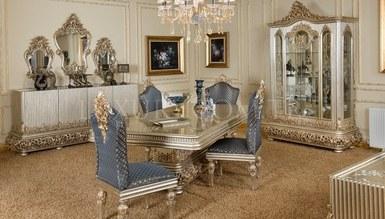 Ruvena Gümüş Dining Room