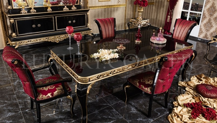Sadrazam Classic Dining Room