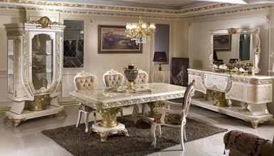 Safir Krem Dining Room