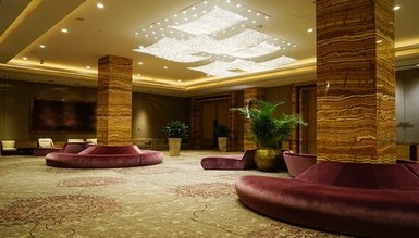 Salamur Lobby Decoration