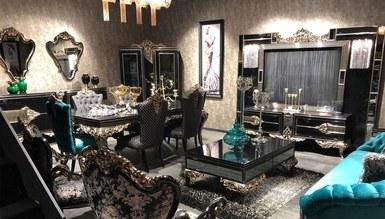 Saltane Black Dining Room
