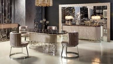 Şato Metal Dining Room