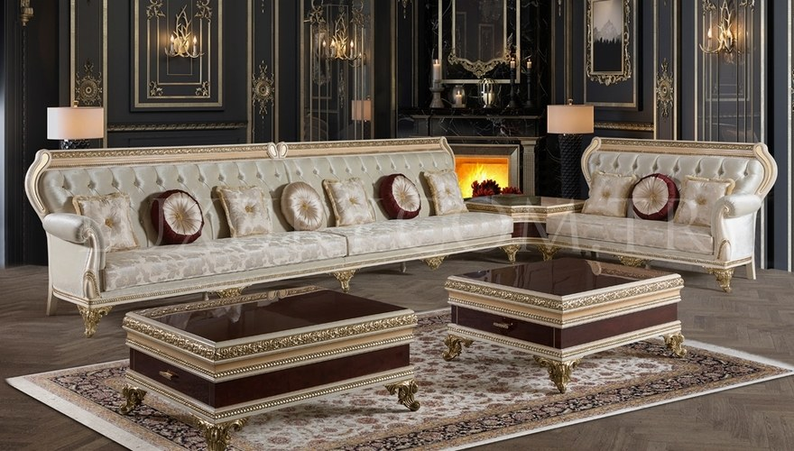 Sefora Classic Corner Sofa